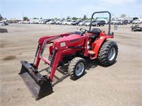 2007 Mahindra 2615 Tractor Loader