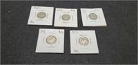 Mon Aug 16th 560 Lot Collector Coin & Bullion Online Auction