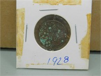 Coins, Arrowheads, & Collectibles Auction