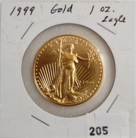 8/19/2021 Coins, Currency & Jewelry Auction