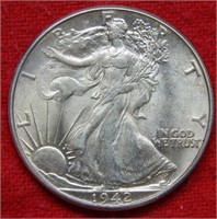 Weekly Coins & Currency Auction 8-13-21
