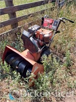 Former Construction Company-Mini Excavator, Crawler/Loader,