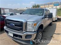 CAT Track Skid Steer, 2016 Ford Truck, 2015 Enclosed Trailer