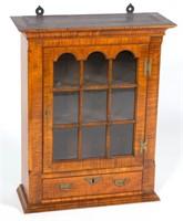 Numerous examples of custome furniture by George Beshore (Pennsylvania, 1923-2009), from the estate Lorren Lambert, Staunton, VA