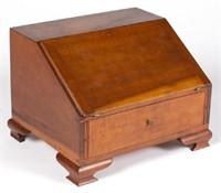 Shenandoah Valley cherry diminutive table-top desk