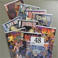 G.I. JOE & COMIC BOOKS ONLINE