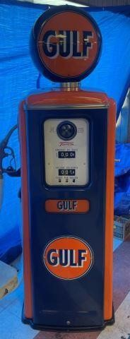 Tokheim Gulf Gas Pump