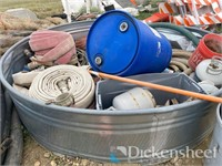 Generators, Pipe, Barriers, Water Troughs, Sand Bags & Much