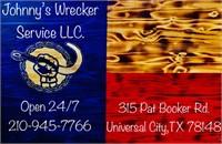 JOHNNY'S WRECKER 08-20-21