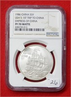 Weekly Coins & Currency Auction 8-20-21