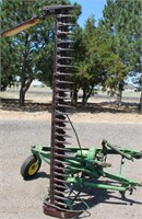 Lot 5010- JD No. 8 Sickle Bar Mower, see catalog for more info & pics