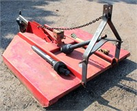 Lot 5014 - Rotary Mower,  see catalog for more info & pics