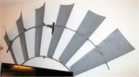 1/2 Windmill Fins - Wall Deco