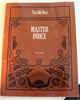 The Old West Master Index of Collectible Books