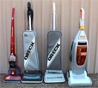 Vacuums, Floor Cleaners