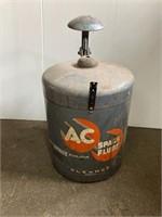 AC spark plug cleaner