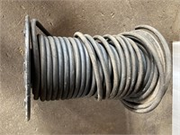 3/8 braided hydraulic hose guessing a good 80 ft