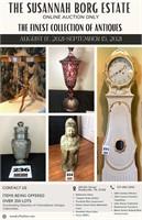 The Susannah Borg Estate Auction