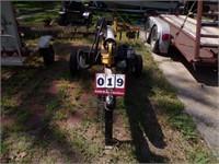 County Line 22-Ton Gas-Powered Log Splitter