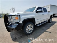2015 GMC Sierra Truck, Other Vehicles & Boat