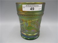 Carnival Glass Tumbler Auction