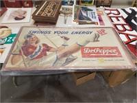 Dr. Pepper Poster
