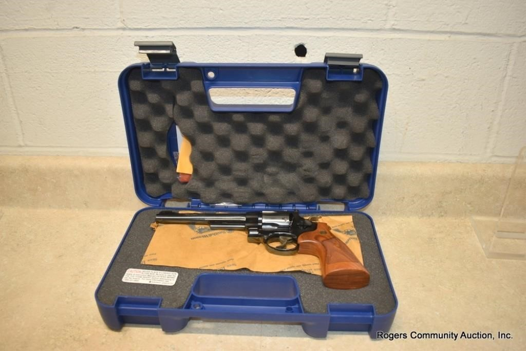 September 2021 Firearms Auction