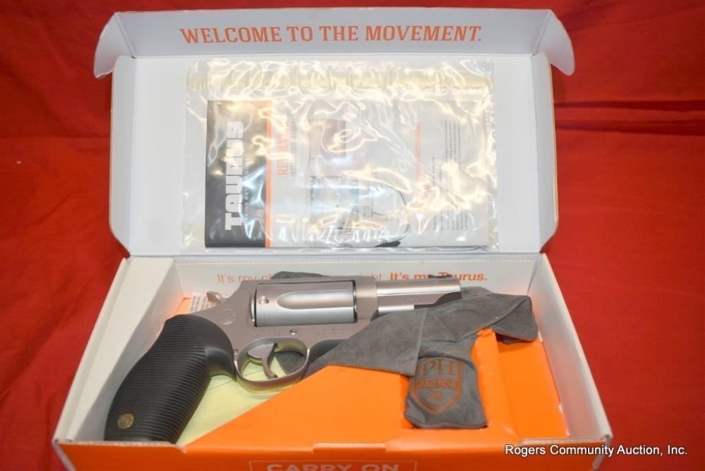 Taurus Judge M410 45/410 Combo Revolver