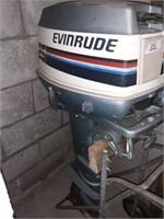 25HP Evinrude Boat Motor