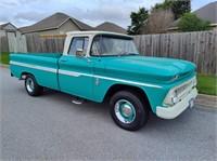 1963 Chevrolet C20 Pickup Truck