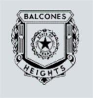 CITY OF BALCONES HEIGHTS 09-07-21