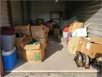 Plantation House Storage Unit Auction