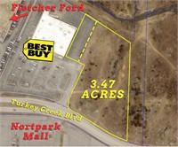 3.47 Ac. Turkey Creek Blvd, Joplin, MO 64801