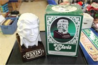 Elvis Presley Collectible Along with Pigs