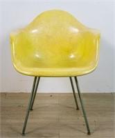 Eames for Herman Miller Fiberglass Arm Chair