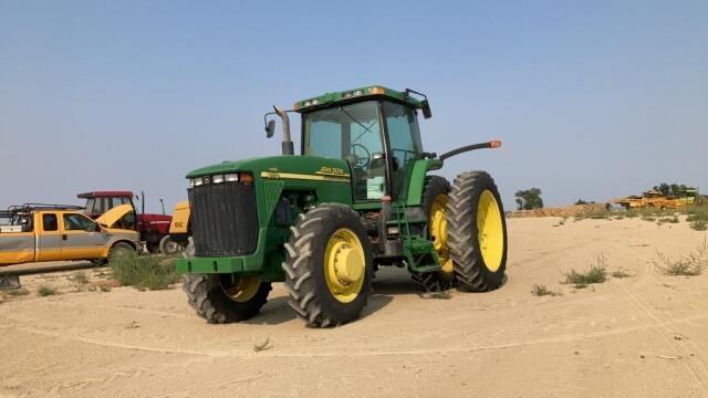 John Deere 8110 Tractor
