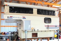 Lot 5007 - Shadow Cruiser Pop-Up Camper, Click catalog tab to view information & more pics of this item.  This item has absentee bidding.