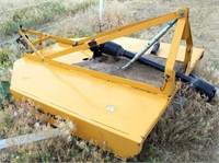 Lot 5008 - Countyline Rotary Mower, 6', Click catalog tab to view information & more pics of this item.  This item has absentee bidding.