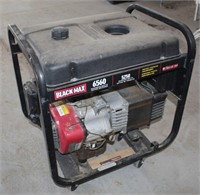 Black Max 6560 Portable Generator