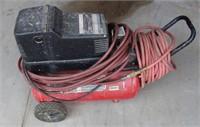 Craftsman Portable Air Compressor, 1.5 hp, 12-gal tank