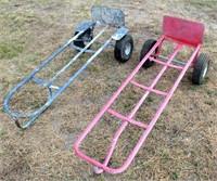 (2) Hand Cart/Dollys