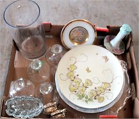 Misc Vintage Glassware