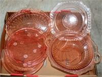 Misc Depression Glassware