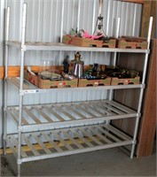 Metal Shelving (more not pictured)