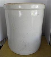 Lot #2628 -Primitive 12 gallon stoneware