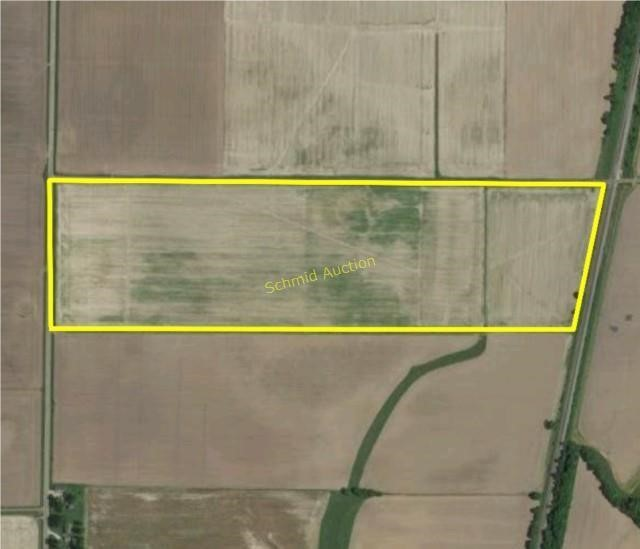 55.93 + or - Acres of Prime Effingham County Land