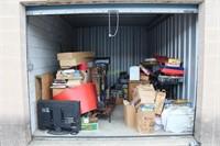 Keepsafe Storage Whole Unit Online Auction