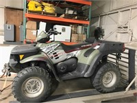 OTPC CONSTRUCTION EQUIPMENT DISPERSAL ONLINE ONLY AUCTION