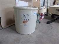 30 gallon Red Wing crock