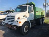 2000 Sterling Dump Truck